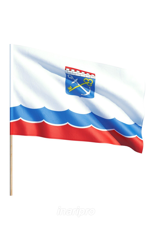 флаг ленинградской области картинка